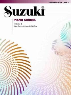 Suzuki Piano School 1 (Paperback)