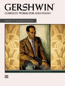 Gershwin: Complete Works for Solo Piano (Paperback)