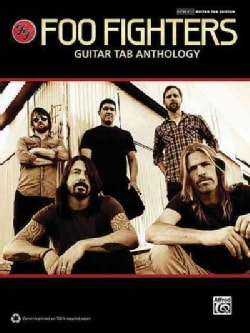 Foo Fighters: Guitar Tab Anthology (Paperback)