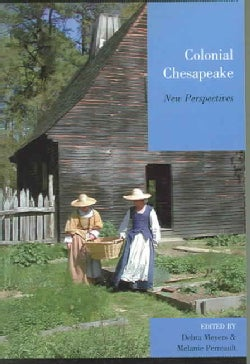 Colonial Chesapeake: New Perspectives (Paperback)
