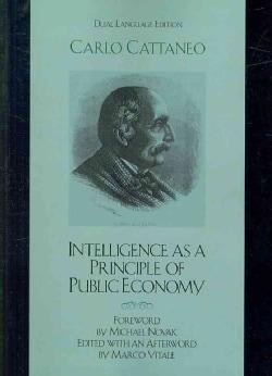Del Pensiero come principio d'economia publica / Intelligence as a Principle of Public Economy (Paperback)