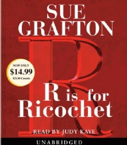 R Is For Ricochet (CD-Audio)
