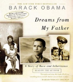 Dreams from My Father: A Story of Race and Inheritance (CD-Audio)