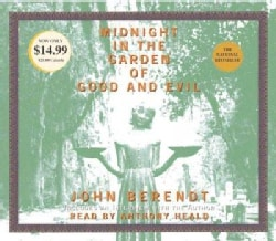 Midnight in the Garden of Good and Evil: A Savannah Story (CD-Audio)