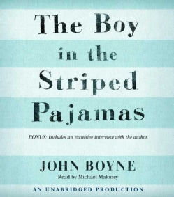The Boy in the Striped Pajamas (CD-Audio)