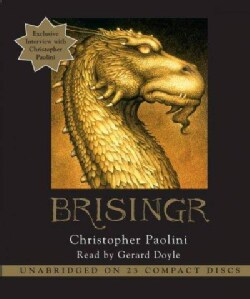 Brisingr (CD-Audio)