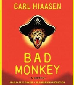 Bad Monkey (CD-Audio)