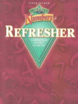 Working With Numbers: Refresher : Computation-Algebra-Geometry (Paperback)