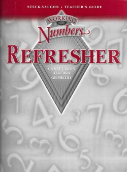 Refresher: Computation Algebra Geometry, Answer Key included (Paperback)