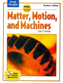 Matter, Motion, and Machines (Paperback)