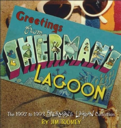 Greetings from Sherman's Lagoon: The 1992 to 1993 Sherman's Lagoon Collection (Paperback)