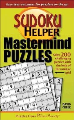 Sudoku Helper Mastermind Puzzles (Paperback)