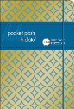 Pocket Posh Hidato: 100 Pure Logic Puzzles (Paperback)