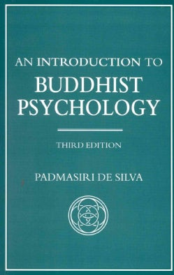 An Introduction to Buddhist Psychology (Paperback)