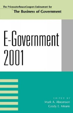 E-Government 2001 (Paperback)
