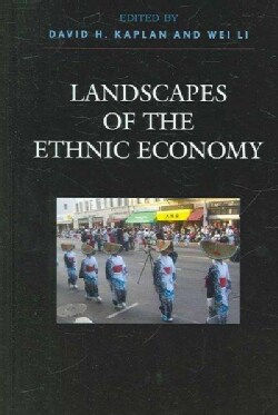Landscapes of the Ethnic Economy (Hardcover)