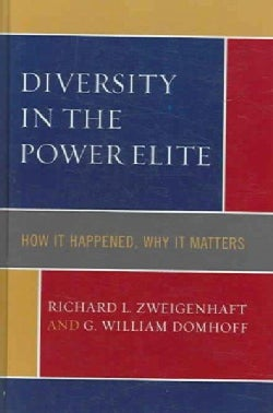 Diversity in the Power Elite: How It Happened, Why It Matters (Hardcover)