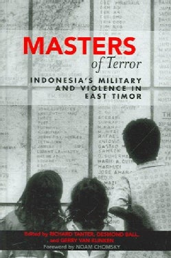 Masters Of Terror: Indonesia's Military And Violence In East Timor (Hardcover)
