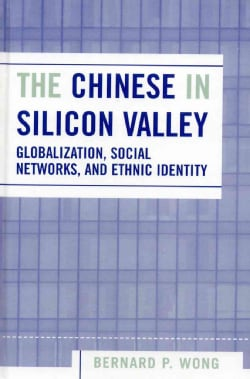 The Chinese in Silicon Valley: Globalization, Social Networks, And Ethnic Identity (Hardcover)