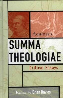 Aquinas's Summa Theologiae: Critical Essays (Hardcover)