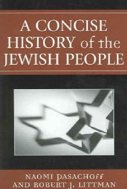 A Concise History Of The Jewish People (Paperback)