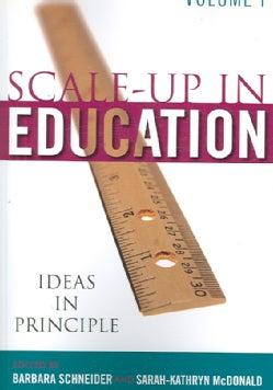 Scale-Up in Education: Ideas in Principle (Paperback)