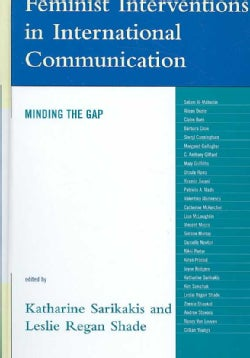 Feminist Interventions in International Communications: Minding the Gap (Hardcover)