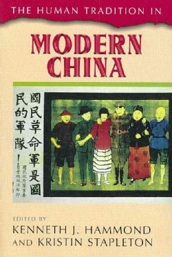 The Human Tradition in Modern China (Paperback)