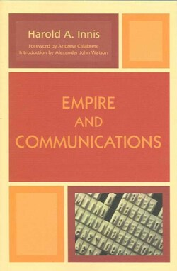 Empire and Communications (Paperback)