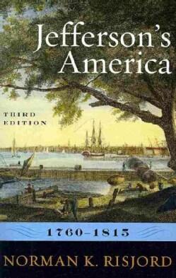 Jefferson's America, 1760-1815 (Paperback)