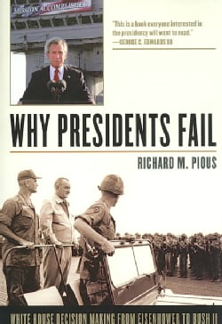 Why Presidents Fail (Paperback)
