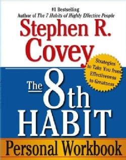 The 8th Habit Personal Workbook (Paperback)