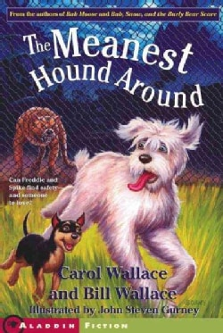 The Meanest Hound Around (Paperback)