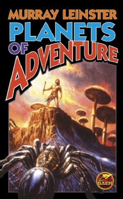Planets of Adventure (Paperback)
