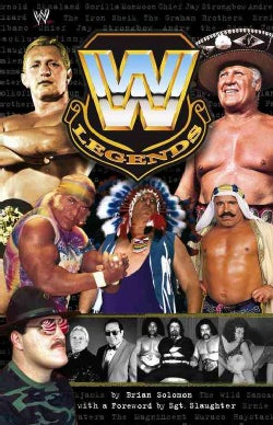 Wwe Legends (Paperback)