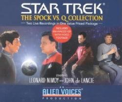 Star Trek: The Spock Vs. Q Collection (CD-Audio)