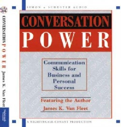 Conversation Power: Communication Skills for Buisiness and Personal Success (CD-Audio)