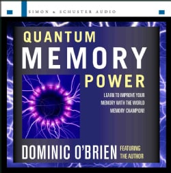 Quantum Memory Power: Learn to Improve Your Memory With the World Memory Champion (CD-Audio)