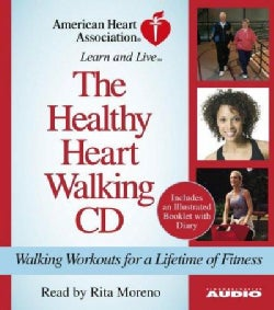 The Healthy Heart Walking Program: Walking Workouts For A Lifetime Of Fitness (CD-Audio)