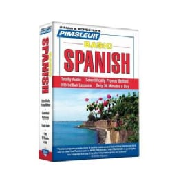 Pimsleur Basic Latin American Spanish (CD-Audio)