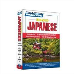 Pimsleur Basic Japanese (CD-Audio)