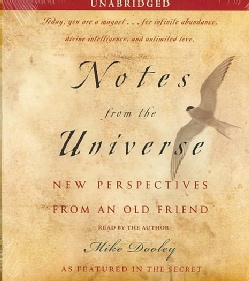 Notes from the Universe: New Perspectives from an Old Friend (CD-Audio)