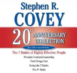 Stephen R. Covey Collection: The 7 Habits of Highly Effective People / Living the 7 Habits / The 8th Habit / Princ... (CD-Audio)