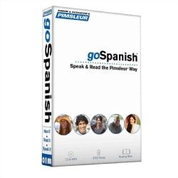 Simon & Schuster's Pimsleur goSpanish: Speak & Read the Pimsleur Way (CD-Audio)
