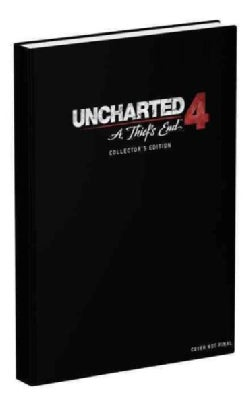 Uncharted 4 A Thief's End Strategy Guide
