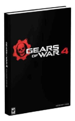 Gears of War 4: Prima Collector's Edition Guide (Hardcover)