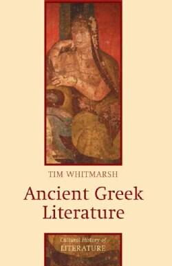 Ancient Greek Literature (Paperback)