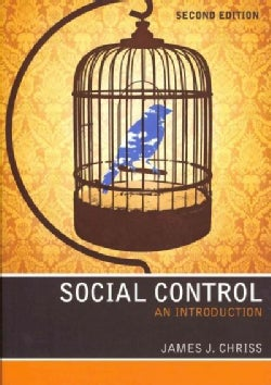 Social Control: An Introduction (Paperback)