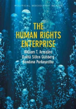 The Human Rights Enterprise: Political Sociology, State Power, and Social Movements (Hardcover)