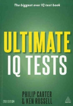 Ultimate IQ Tests: 1,000 Practice Test Questions to Boost Your Brain Power (Paperback)